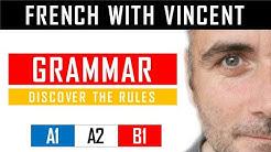 Learn French - Unit 6 - Lesson F - Les comparatifs