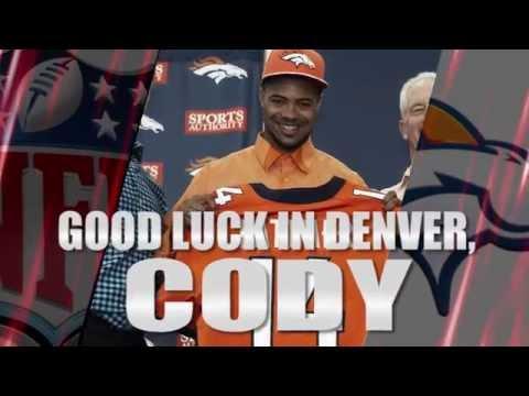 Denver Broncos WR Cody Latimer