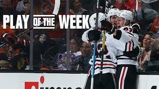 Top 5 Plays Of The Week: 11/8 | Chicago Blackhawks