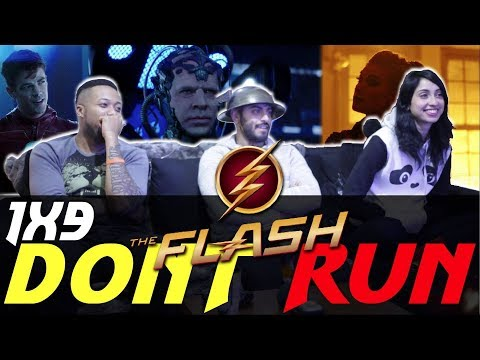 The Flash - 4x9 Dont Run - Group Reaction