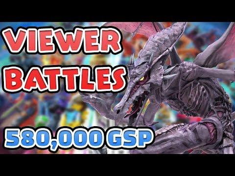 VIEWER BATTLES! 580,000 GSP Ridley Practice — Super Smash Bros Ultimate  ROOM ID: LP9YP PASSWORD: 101