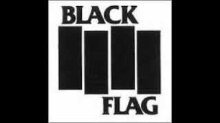 Black Flag Rise Above (lyrics in description)