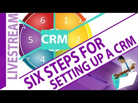 Six Steps for Setting Up a FileMaker CRM