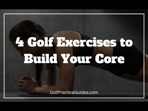 4 Golf Exercises to Build Core Muscles – Nick Foy Golf