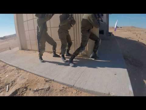 Givati Brigade Shaked Battalion