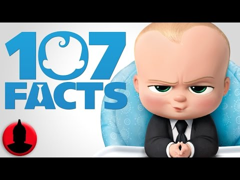 107 Boss Baby Facts YOU Should Know! - (Tooned Up #261) | ChannelFrederator