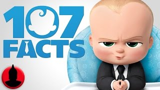 107 Boss Baby Facts YOU Should Know! - (107 Facts S5 E22) | ChannelFrederator