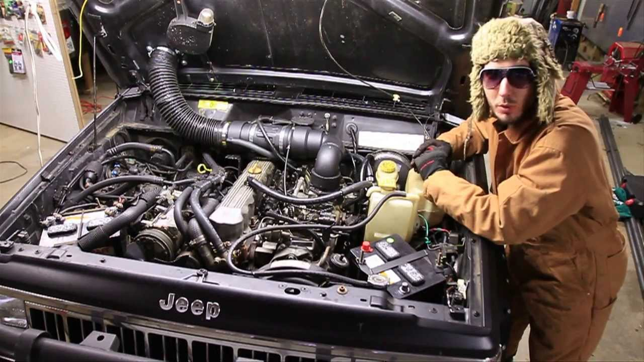 Jeep Grand Cherokee Fuel Filter Location