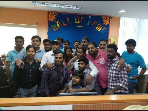 MERU Hyderabad Branch Call Center Fare Well