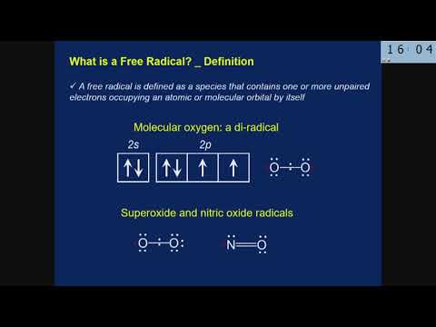 10. Free Radicals, Oxidants and Antioxidant Systems in Physiology and Disease | Rafael Radi