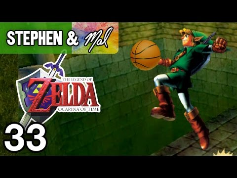 "Zelda: Ocarina of Time #33 - ""I Believe I Can Fly"""