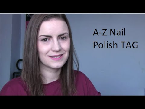 A-Z of Nail Polish | TAG