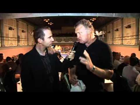 Joe Bugner interview with Peter Maniatis