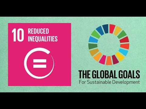 Goal 10: Reduced inequalities | Understand Global Society