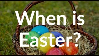 When is Easter in 2021 | Easter 2021 Date | Easter Sunday 2021