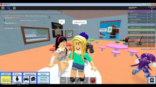 Playing Roblox| I HAVE A SLAVE!!!