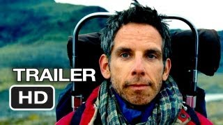 The Secret Life of Walter Mitty Official Trailer #1 (2013) - Ben Stiller Movie HD
