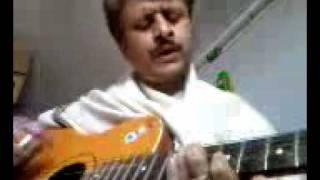 Mere Mehboob Qayamat Hogi: Sung by Sablu Mukesh