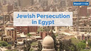 Jewish Persecution in Egypt
