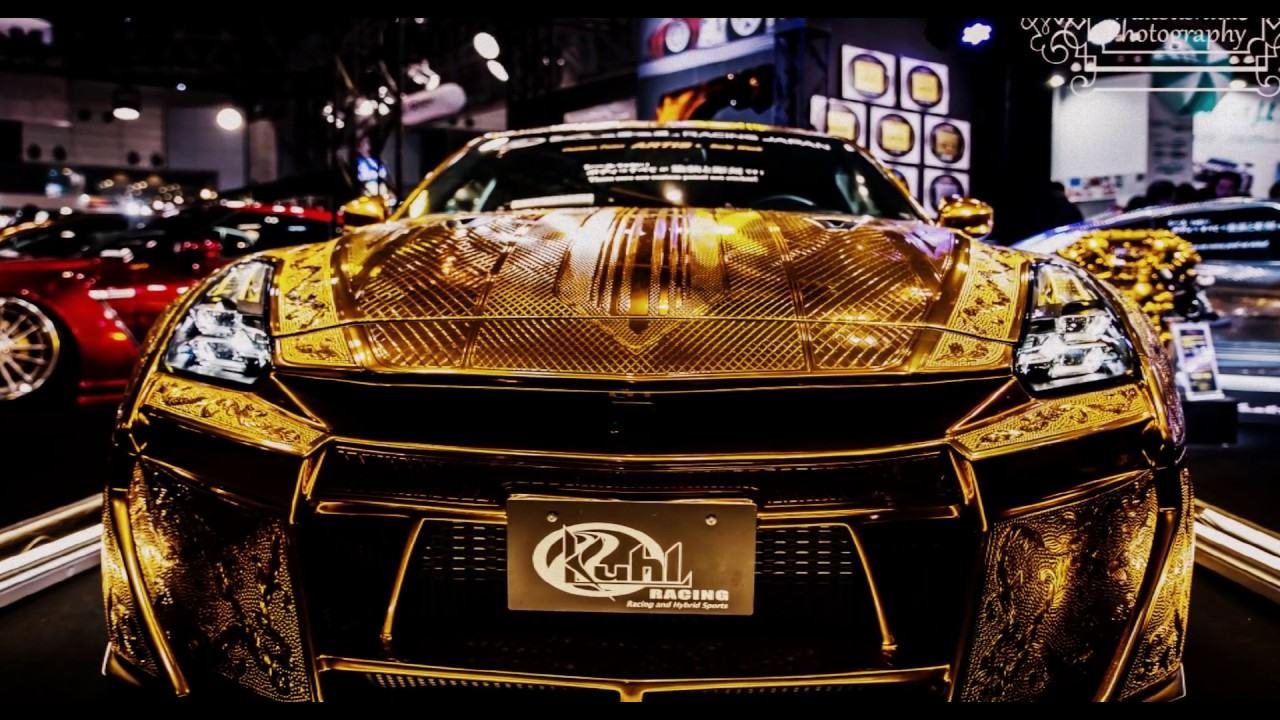 Coolest Nissan GT R At Tokyo Auto Salon 2016 YouTube