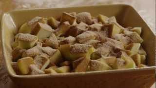 How To Make Apple Oatmeal Crisp