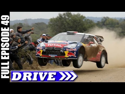 DRIVE TV Show | Qatar International Rally & More | Full Episode # 49 (HD)