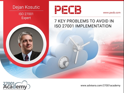 7 Key Problems to Avoid in ISO 27001 Implementation