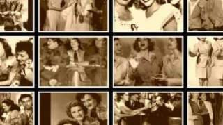 Andrews Sisters - Hold Tight (Rare DOT Recording)