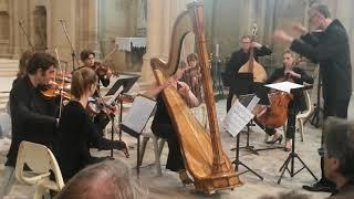 Aria on a classic style - Marcel Grandjany - Céline MATA, harpe