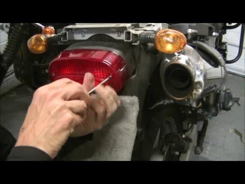 Delboy's Garage, Triumph Tiger 955i, Running Repairs.