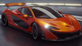 Asphalt 9: Legends - McLaren P1 Test Drive