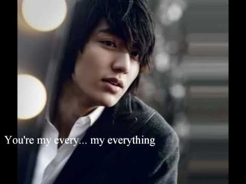 Lee Min Ho - My Everything (Eng. Subtitles)