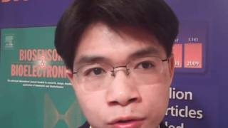 Baojun Wang reviews the session he chaired at Biosensors 2010