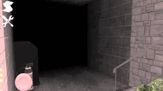 Eyes - the horror game stair glitch