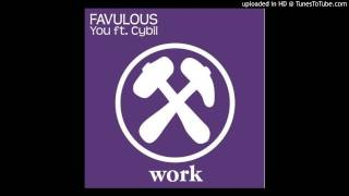 Favulous feat. Cybil - You (Original Mix) [Zippy 320 KBPS Free Download]