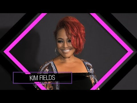 Tomorrow on 'The Real': Pooch Hall & Kim Fields!