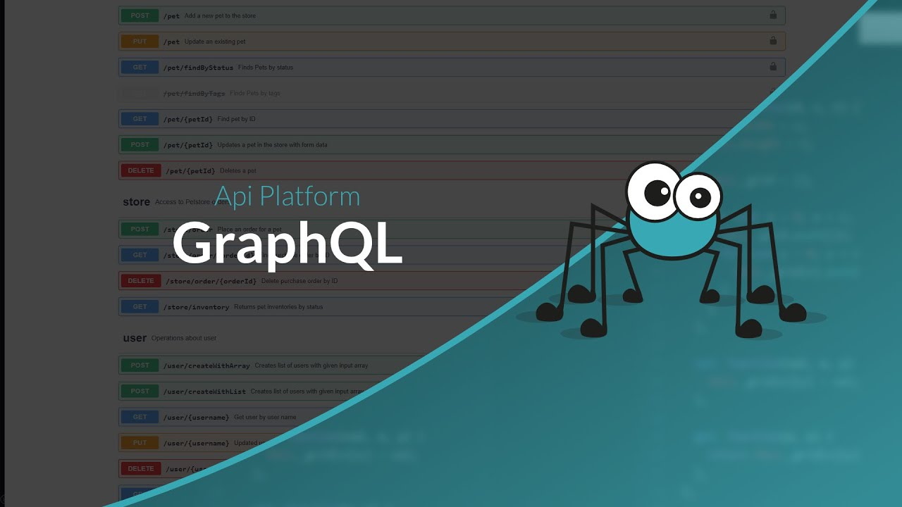 Tutoriel API Platform : Support du GraphQL