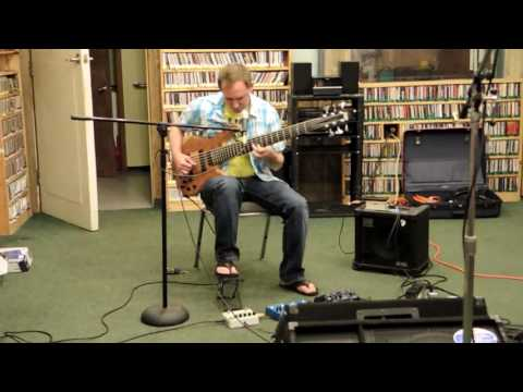 WEFT Sessions - Bill Kirby