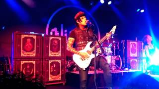 Escape the Fate (Live) pt 1 @ Vinyl, Las Vegas; 11/12/15