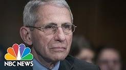 Coronavirus Expert, Dr. Fauci, Testifies Before House   NBC News (Live Stream Recording)