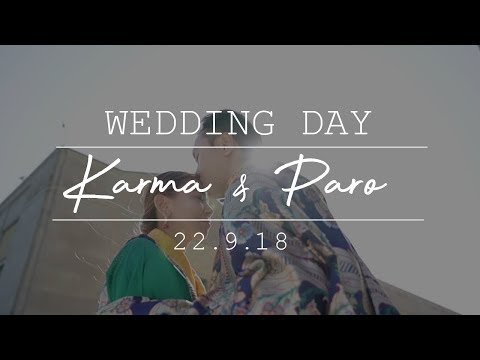 Love Unlimited | Karma & Paro 2018 | New Tibetan Wedding Toronto