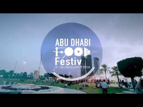 Abu Dhabi Food Festival 2016