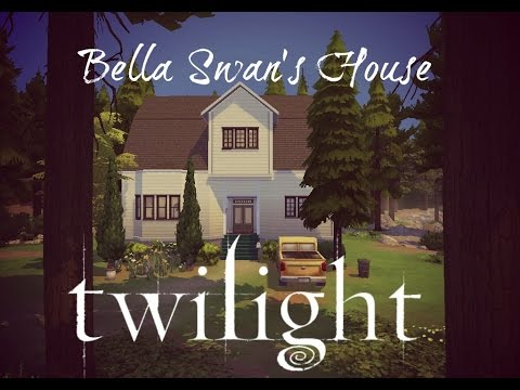 The Sims 4 House Building Bella Swan S House Twilight Youtube