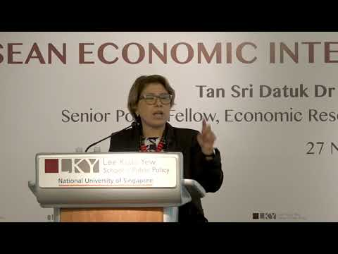 [Lecture] ASEAN Economic Integration: Myth or Reality