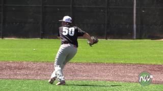 Ethan Williams — PEC - 1B -  Eisenhower HS(WA) -June 21, 2017
