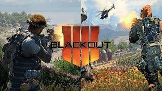 LO MEJOR QUE HE JUGADO!!! -BLACKOUT- *NUEVO* Call of Duty BLACK OPS 4