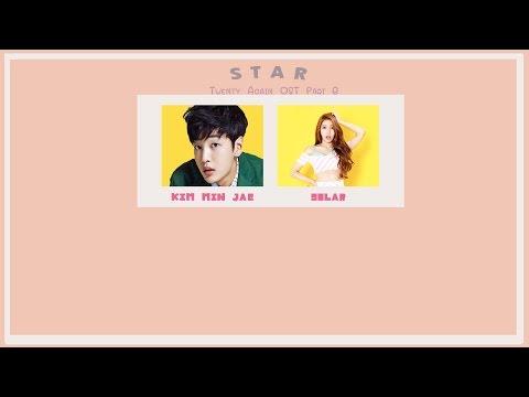 [THAISUB - KARAOKE] KIM MIN JAE Ft. SOLAR - STAR  OST. TWENTY AGIAN