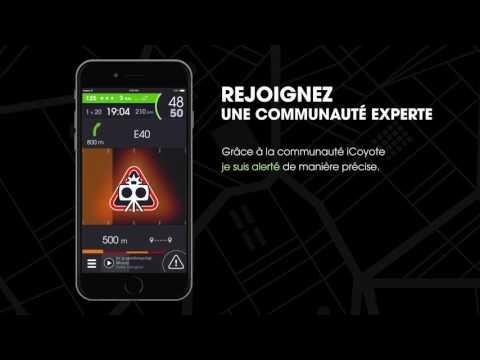 iCoyote service Orange Luxembourg