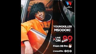 #LIVE : BLOCK 89 EXCLUSIVE INTERVIEW WITH YOUNG KILLER - 8 NOV. 2019