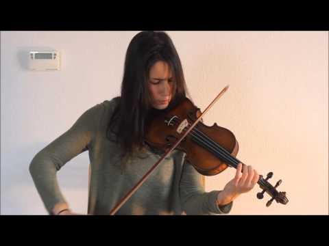 French master violin by Eugène Langonet